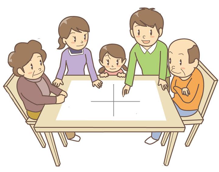 コンサルタント実践講座!「家族会議」をファシリテートしてみよう